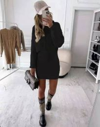 Obleka - koda 0235 - črna