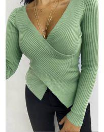 Bluza - koda 6322 - zelena