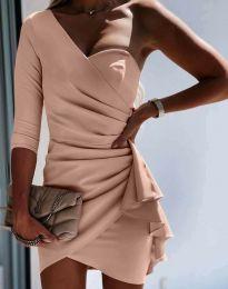 Obleka - koda 5543 - puder