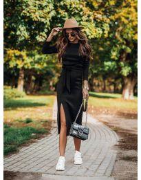Obleka - koda 9010 - črna