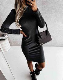 Obleka - koda 9368 - črna