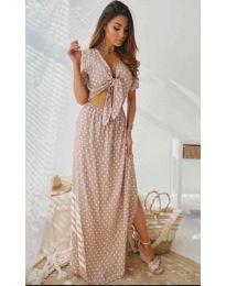 Obleka - koda 735 - roza