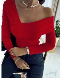 Bluza - koda 5343 - 2 - rdeča