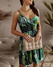 Obleka - koda 2581 - večbarvna