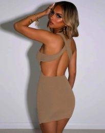 Obleka - koda 11965 - bež