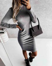 Obleka - koda 9368 - siva