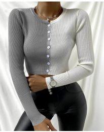 Bluza - koda 6366 - 5 - večbarvna