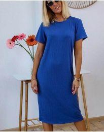 Obleka - koda 81800 - 1 - modra