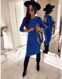 Obleka - koda 5169 - 2 - modra