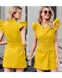 Obleka - koda 311 - rumena