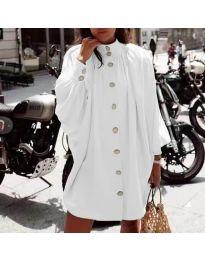 Obleka - koda 0899 - bela