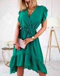 Obleka - koda 8934 - 3 - zelená