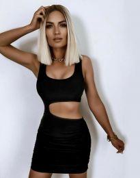 Obleka - koda 12001 - črna