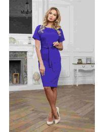 Obleka - koda 3698 - temno modra
