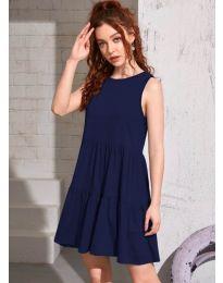 Obleka - koda 4471 - temno modra