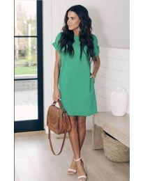 Obleka - koda 659 - zelena