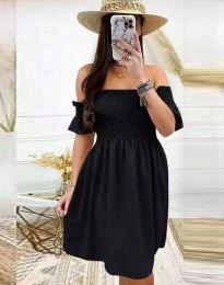 Obleka - koda 1409 - črna