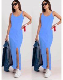 Obleka - koda 3000 - svetlo modra