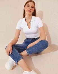 Majica - koda 13033 - bela