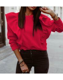 Bluza - koda 3890 - rdeča