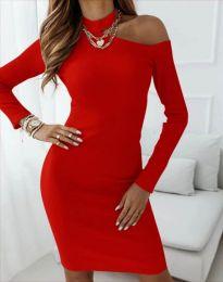 Obleka - koda 4859 - rdeča