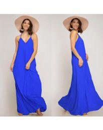 Obleka - koda 0508 - temno modra