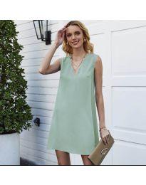 Obleka - koda 1429 - svetlo zelena