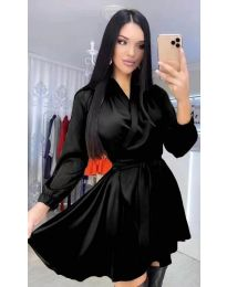 Obleka - koda 5931 - črna