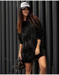 Obleka - koda 4547 - črna