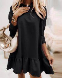 Obleka - koda 9376 - črna