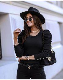 Bluza - koda 4448 - črna