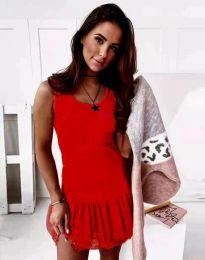 Obleka - koda 2994 - rdeča