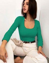Bluza - koda 11662 - zelena