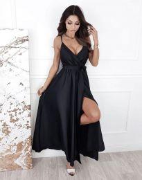 Obleka - koda 2651 - črna