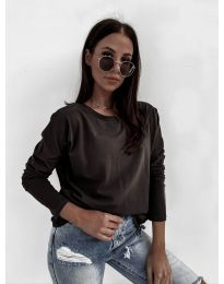 Bluza - koda 5582 - črna
