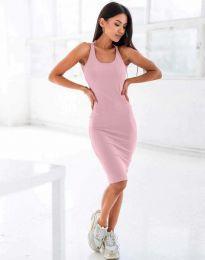 Obleka - koda 11926 - roza