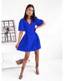 Obleka - koda 0807 - temno modra