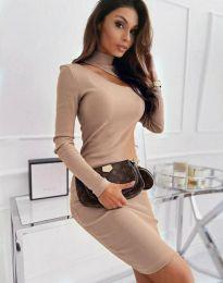 Obleka - koda 11441 - bež