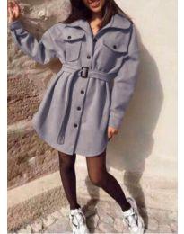 Obleka - koda 0707 - siva