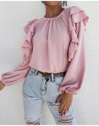 Bluza - koda 1603 - 2 - roza