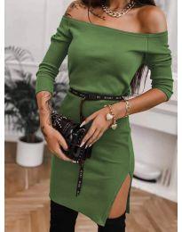 Obleka - koda 4720 - zelena