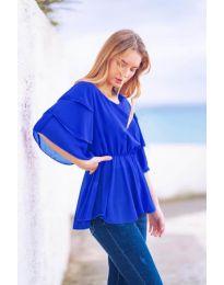 Majica - koda 504 - modra