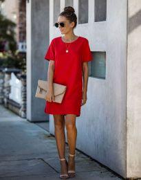 Obleka - koda 4408 - rdeča