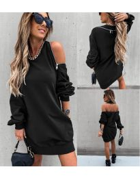 Obleka - koda 296 - črna