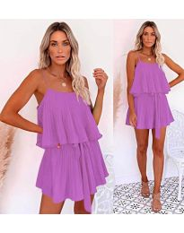 Obleka - koda 721 - vijolična