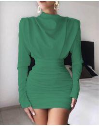 Obleka - koda 8257 - zelena