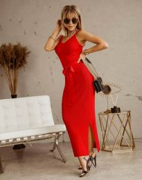 Obleka - koda 6166 - rdeča