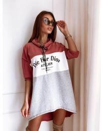 Obleka - koda 9090-1 - farebná
