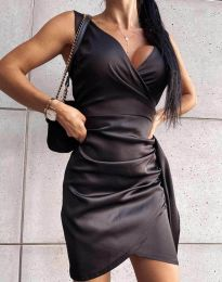 Obleka - koda 4678 - črna