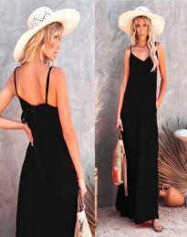Obleka - koda 4673 - črna